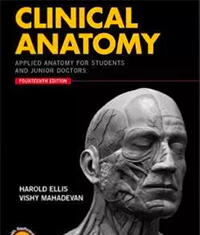 Clinical Anatomy Applied Anatomy for Students and Junior Doctors 14th Edition