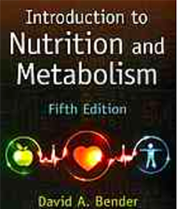 Introduction to Nutrition and Metabolism 5th Edition