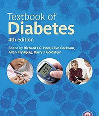 Textbook of Diabetes 4th edition