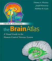 The Brain Atlas: A Visual Guide to the Human Central Nervous System 3rd Edition
