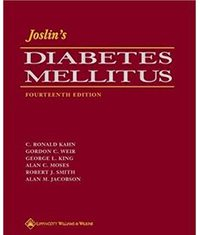Joslin's Diabetes Mellitus 14th edition